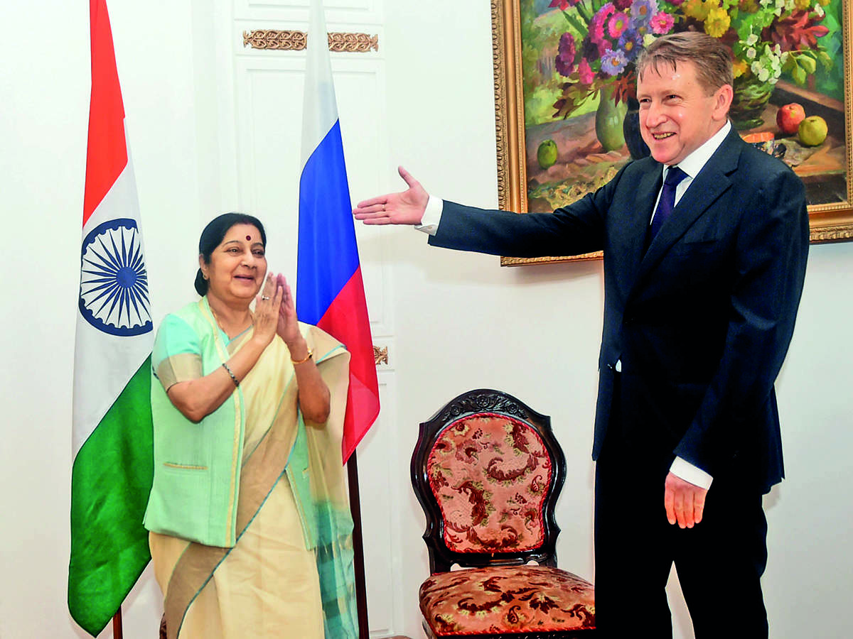 No CAATSA pressure on Indo-Russia def deals; will soon ink pacts on frigates, Kalashnikovs: Envoy