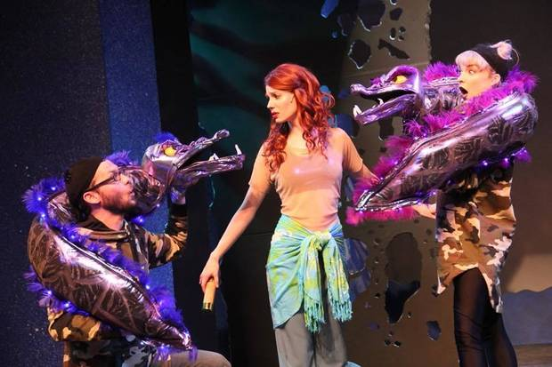 What to do in Oklahoma on April 14, 2018: See The Pollard Theatre's production of 'The Little Mermaid' in Guthrie