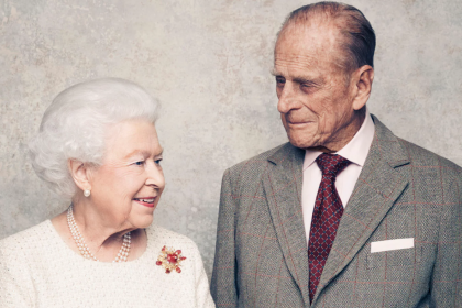 The Queen and Prince Philip: new portrait for 70th wedding anniversary