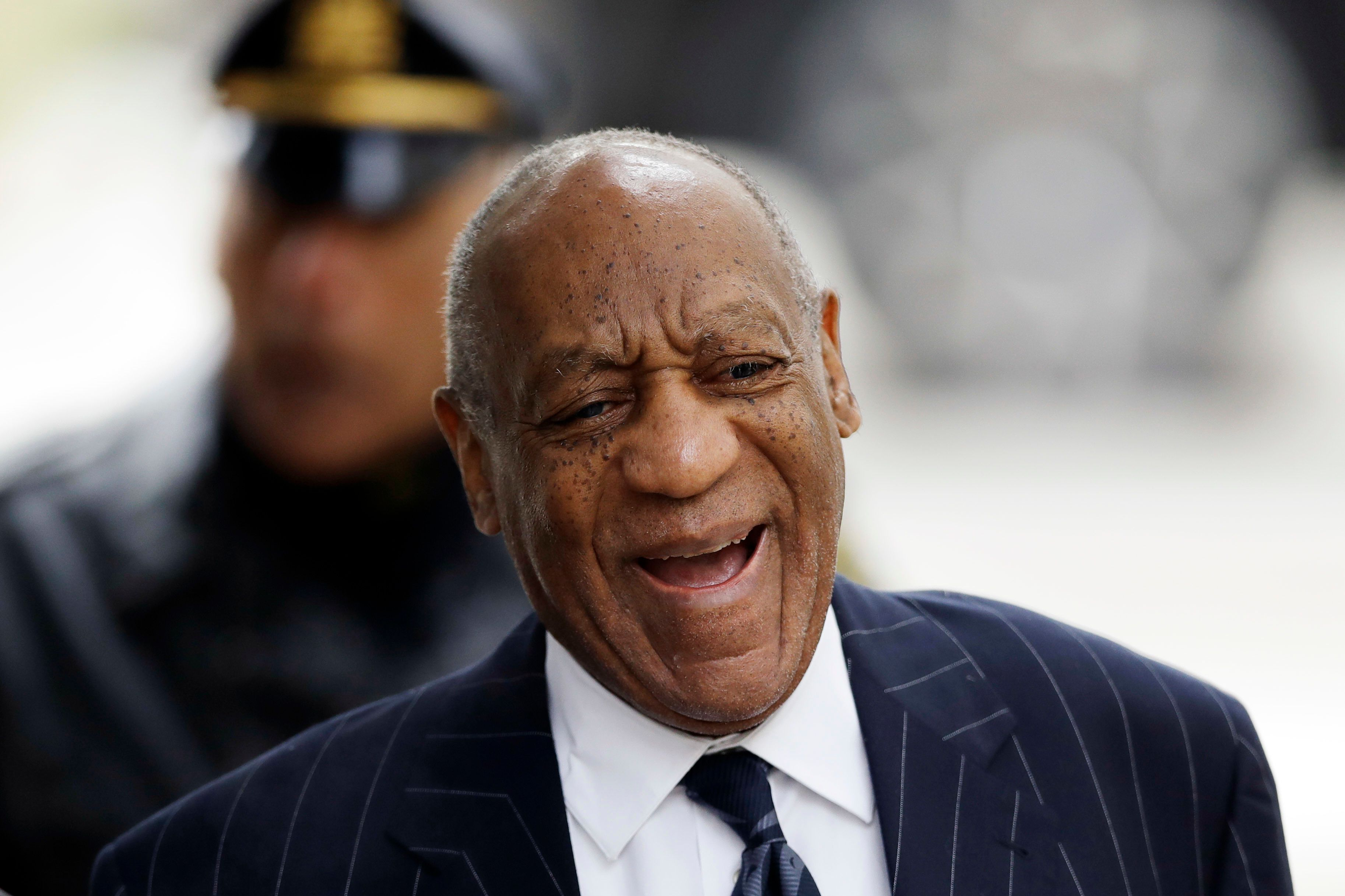 Bill Cosby retrial, Day 3: Accuser Chelan Lasha confronts Cosby from witness stand