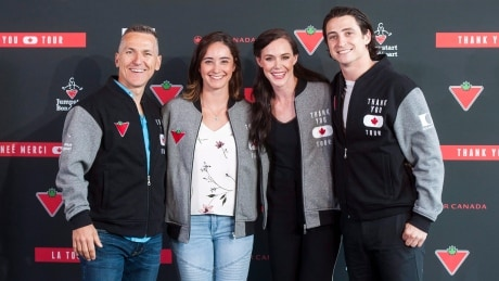 Virtue and Moir stretch creative muscles by co-producing skating exhibition