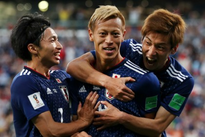 World Cup group H permutations: Japan vs. Poland, Senegal vs. Colombia