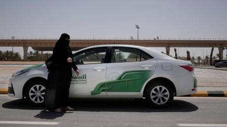 Saudi Arabia women hit the road as world's last female driving ban lifted