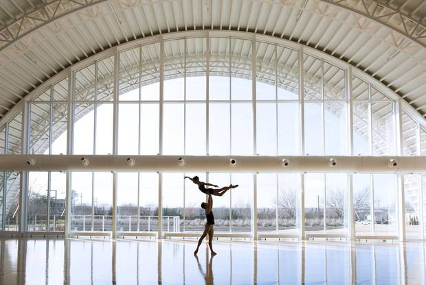 Oklahoma City Ballet to buy former American Energy Partners gym