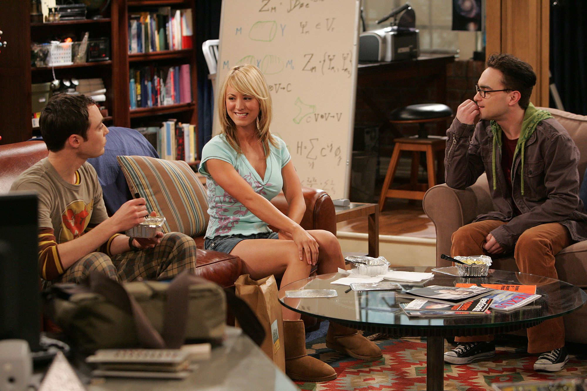 'The Big Bang Theory': After floundering last season, top sitcom is wise to wrap up