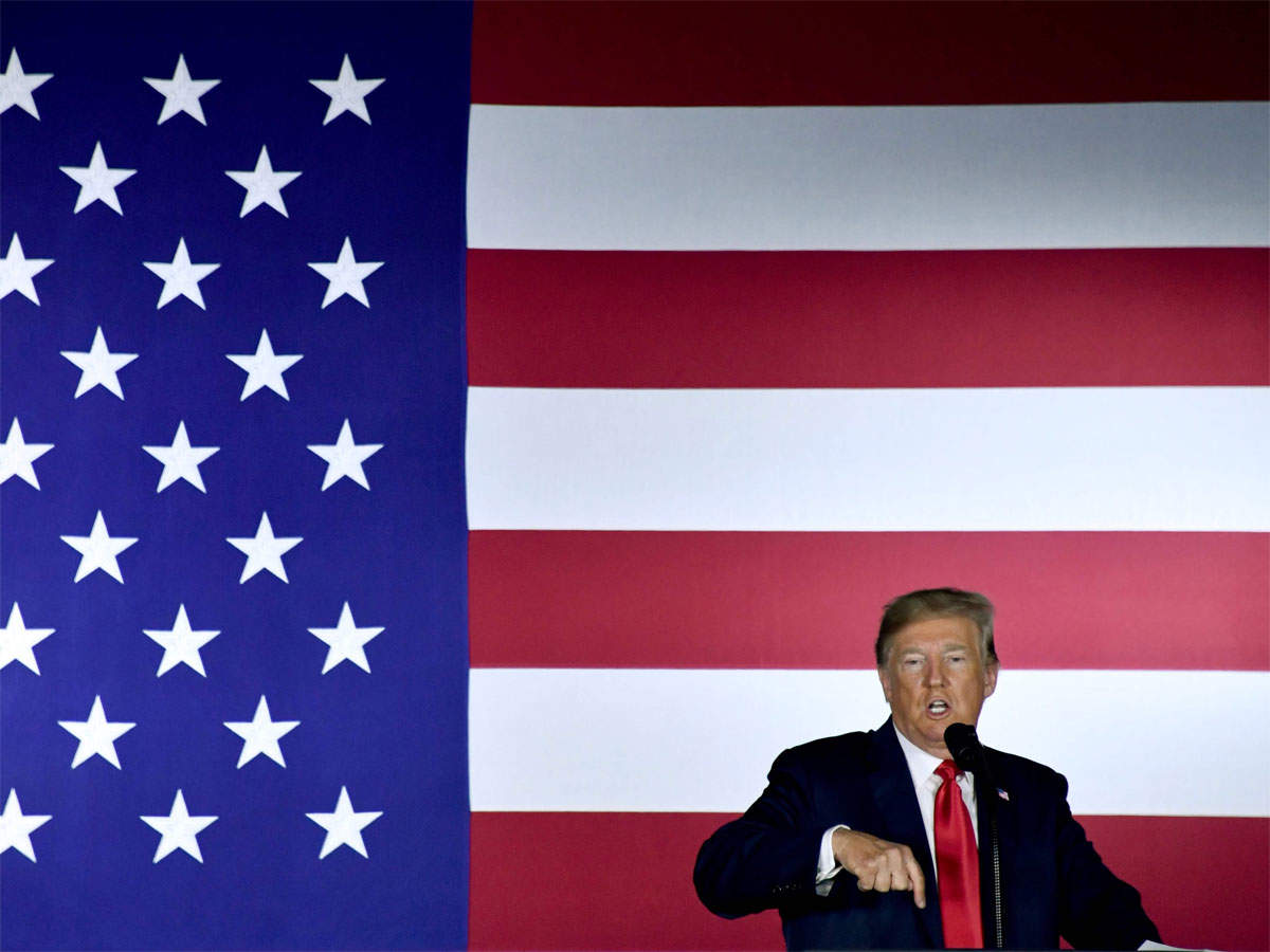 No need of constitutional amendment to make changes in birthright citizenship: Donald Trump