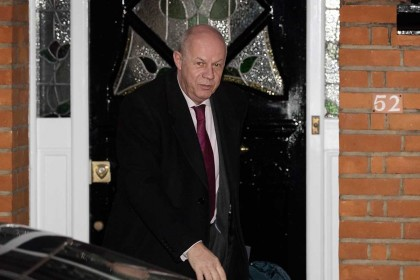 Damian Green sacked for lying about porn