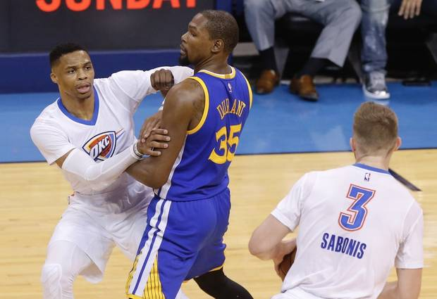 Live Coverage: OKC Thunder vs. Golden State Warriors
