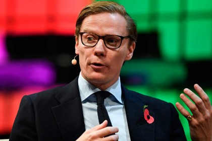 Cambridge Analytica CEO 'admits to dirty tricks'
