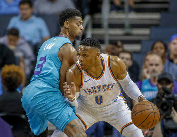 Abrines, Schroder lift Thunder in 111-107 win against Hornets