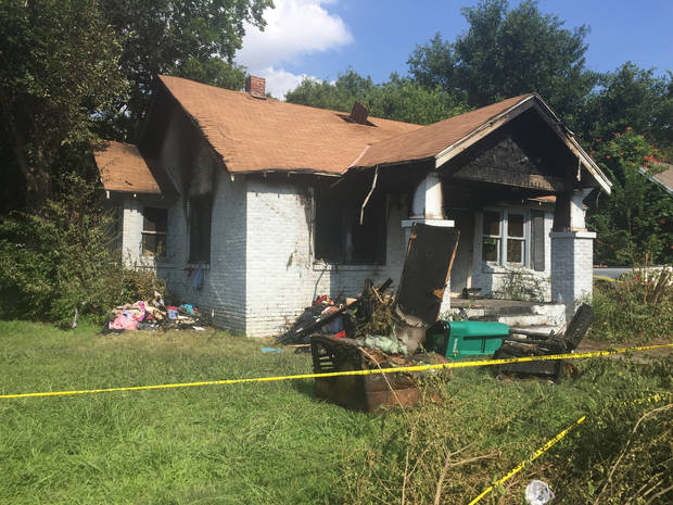 One dead in northwest Oklahoma City fire