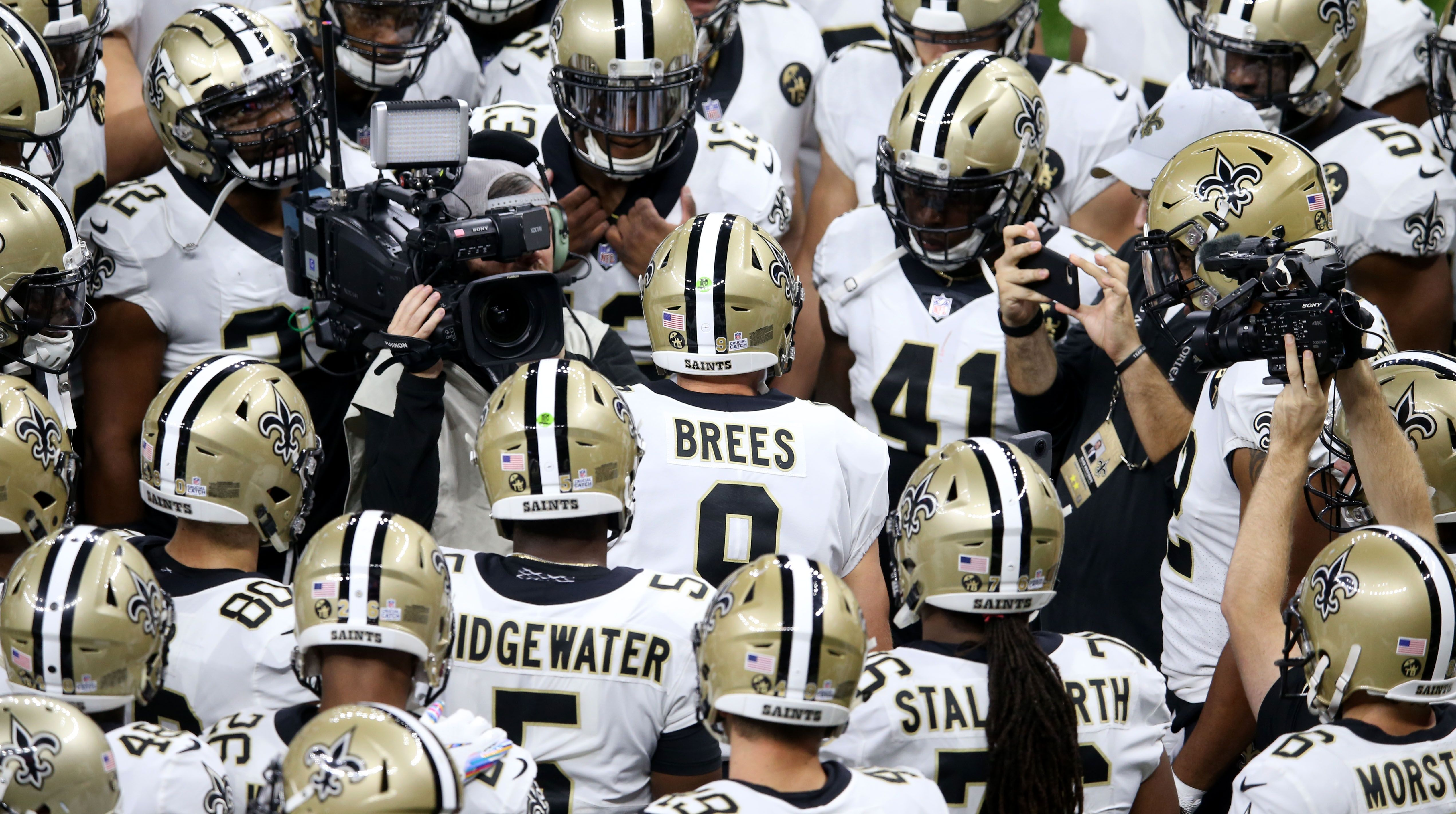 Why doesn't Saints quarterback Drew Brees get recognition he deserves?