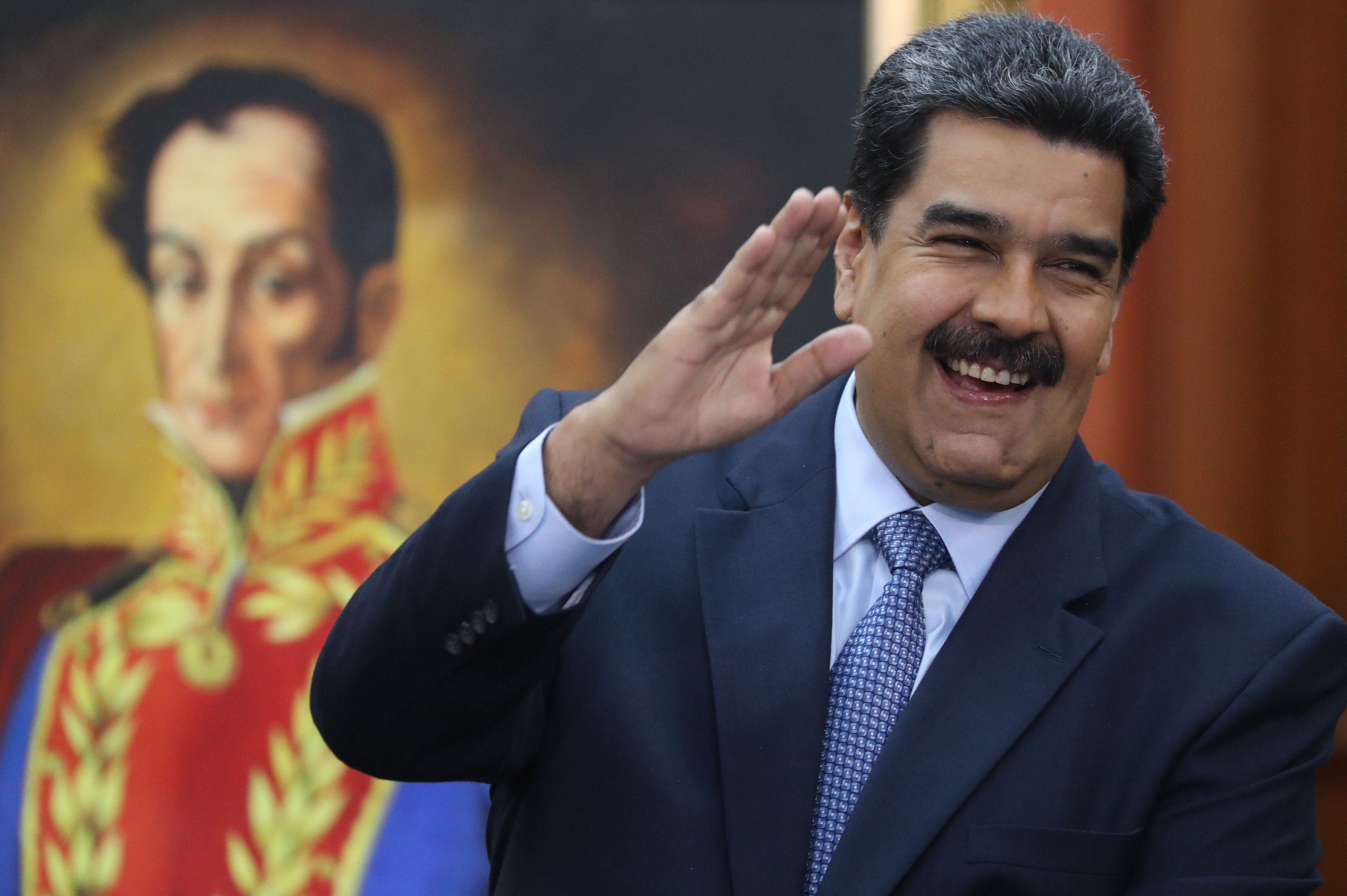 Venezuelan President Nicolas Maduro to celebrate second term as crisis deepens