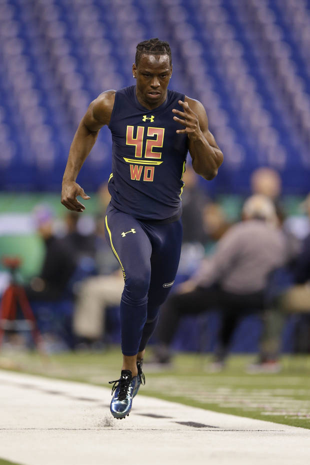 List of all-time top-5 fastest 40-yard dashes at NFL combine