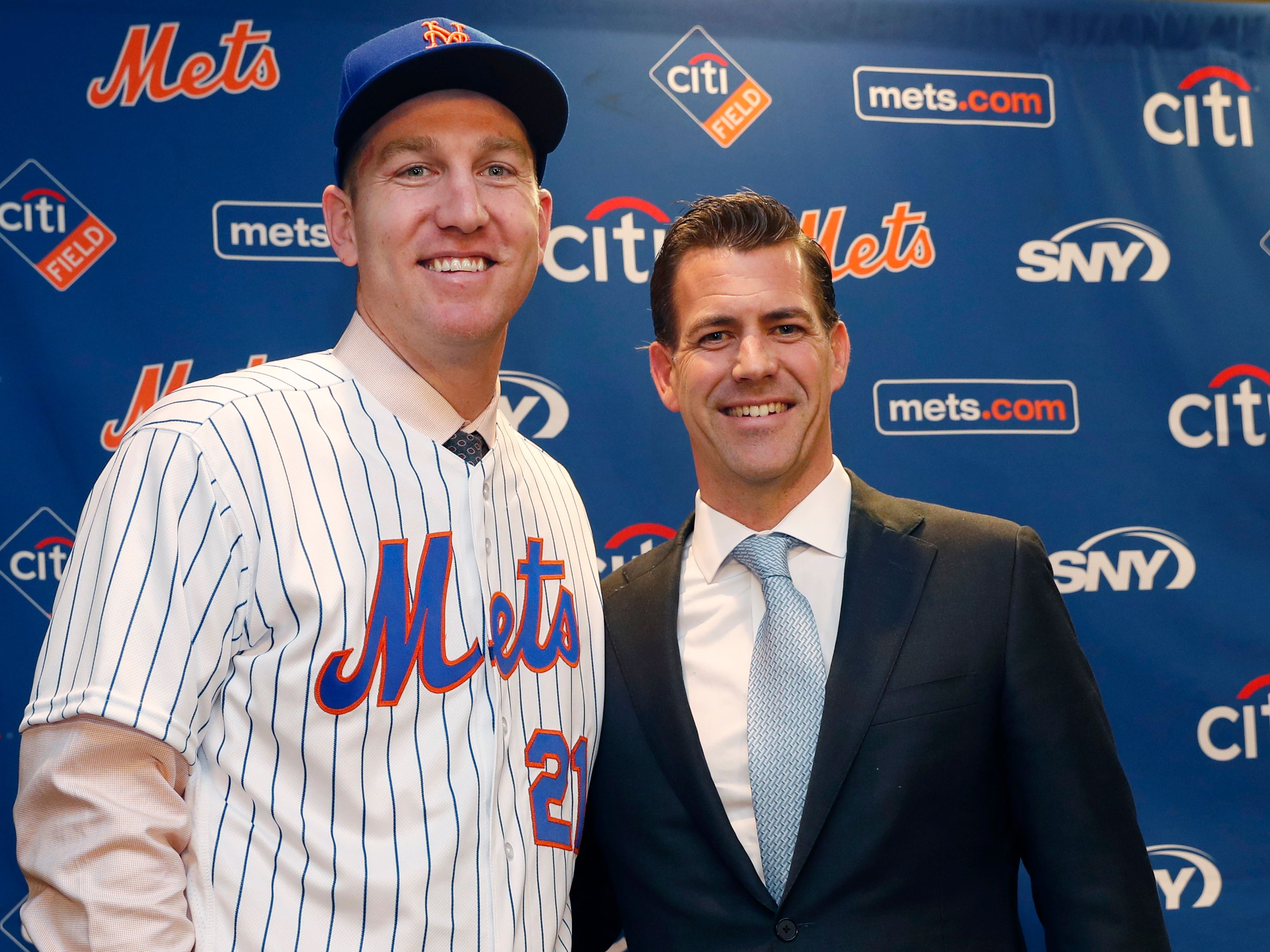Mets throw a changeup: Agent Brodie Van Wagenen to be GM