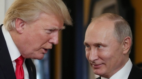 Amid investigations and tensions, Trump and Putin going 1-on-1