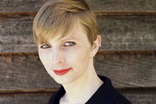 Chelsea Manning reveals new look after release from prison
