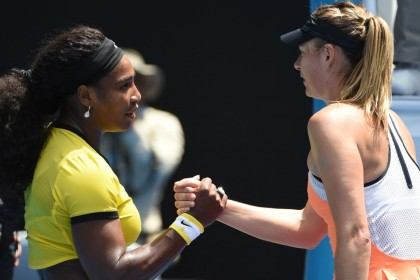 Serena Williams vs. Maria Sharapova: Paris prepares for a showdown