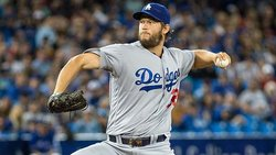Blue Jays make Kershaw work for it