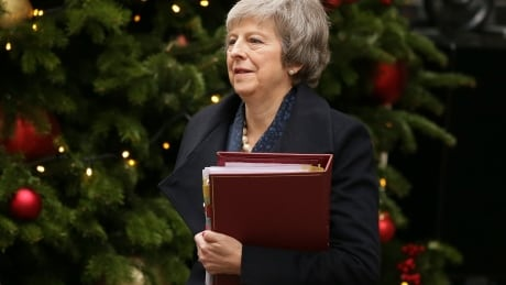 UK PM Theresa May wins non-confidence vote on her leadership amid Brexit turmoil
