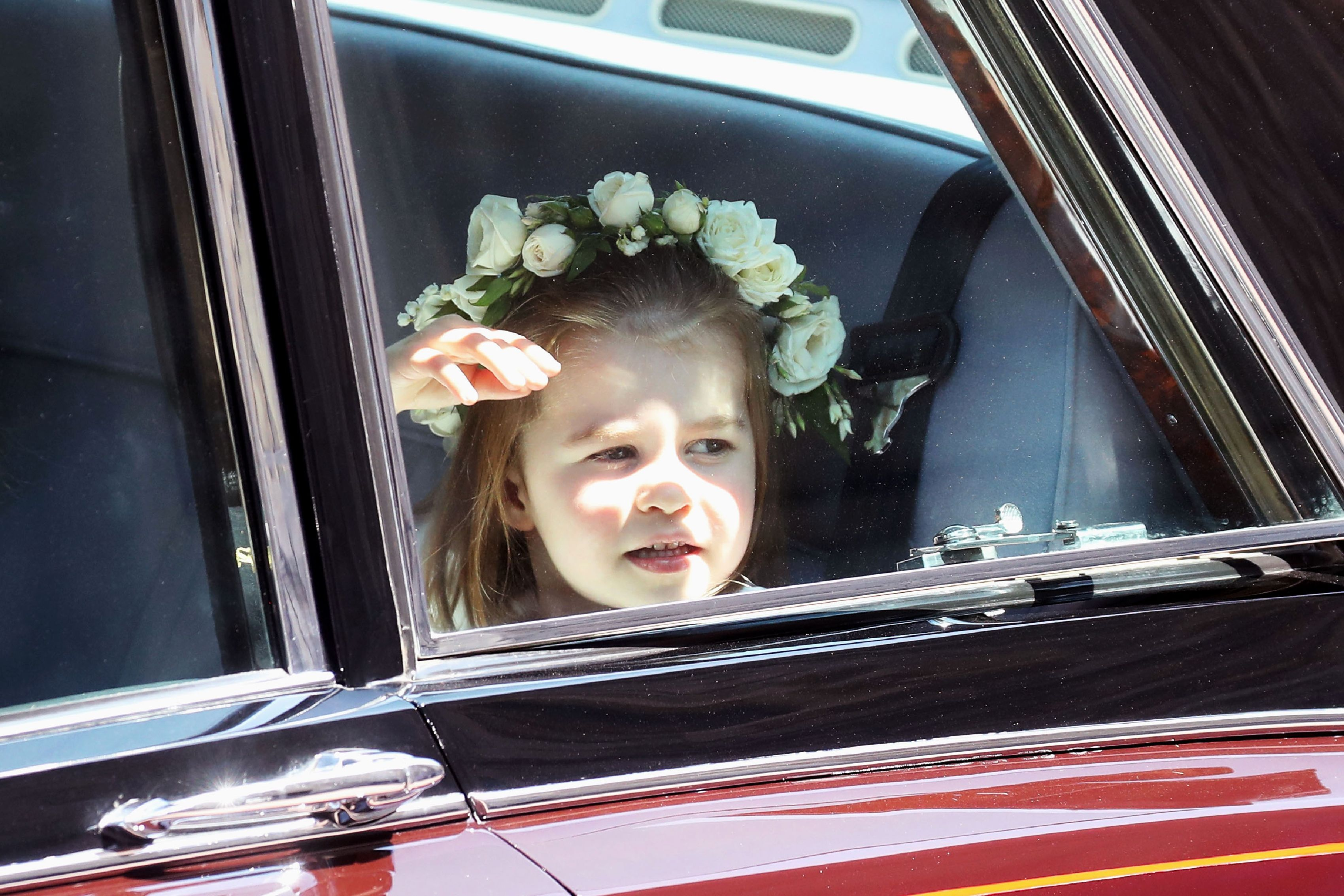 Cuteness overload: Prince George, Princess Charlotte melt hearts at the royal wedding