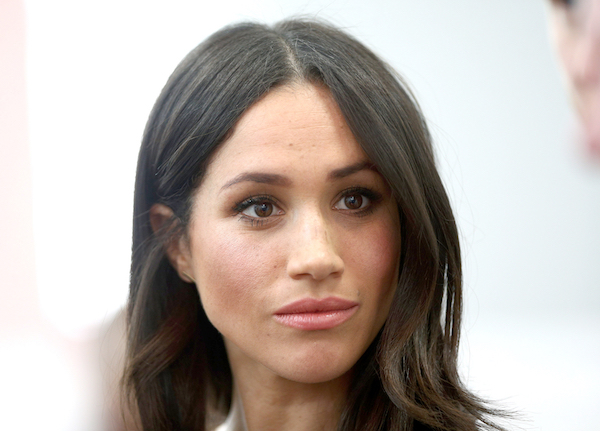 Meghan Markle confirms father will not attend wedding