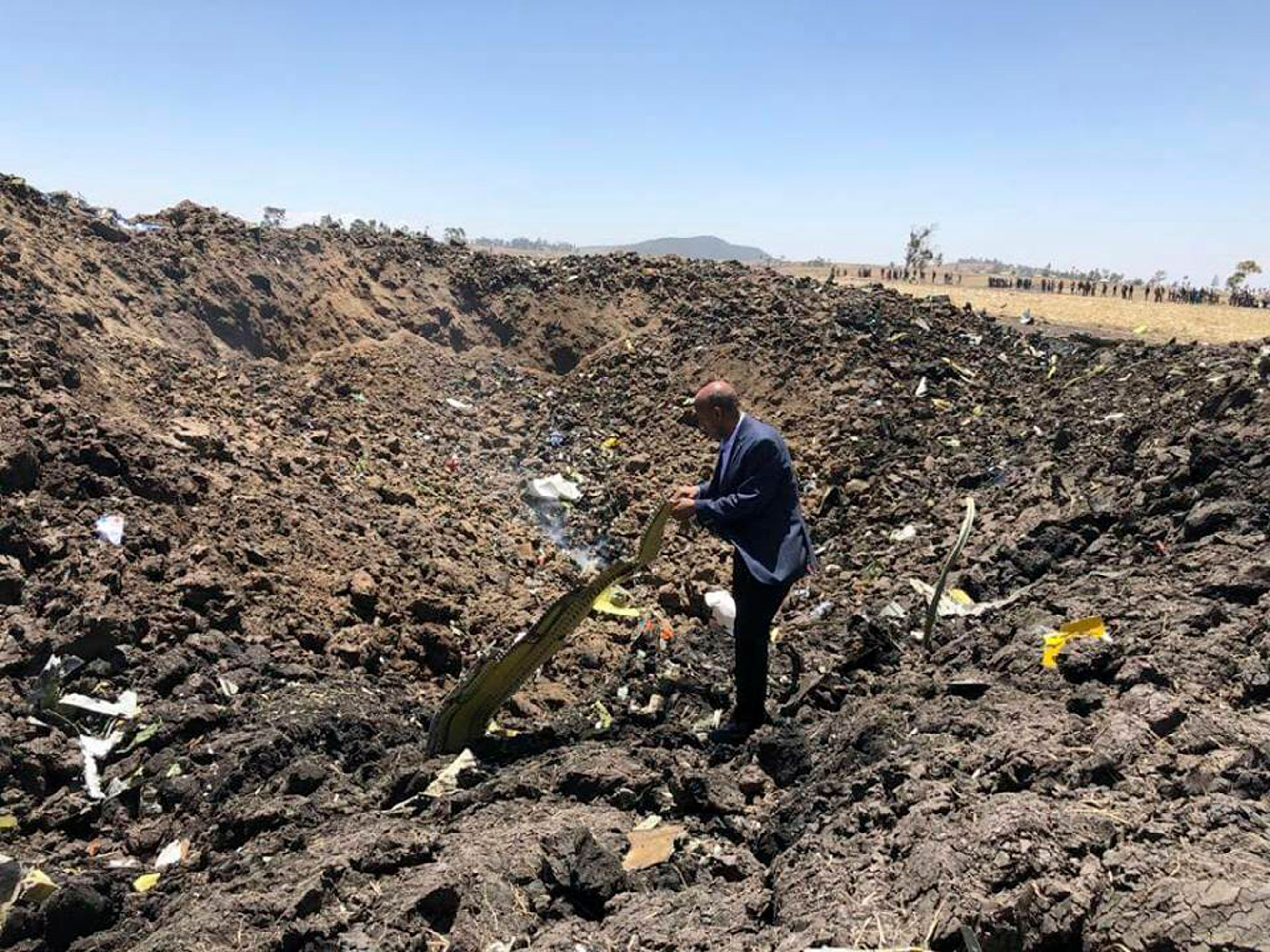 Georgetown Law student among 157 victims of Boeing 737 Max crash in Ethiopia