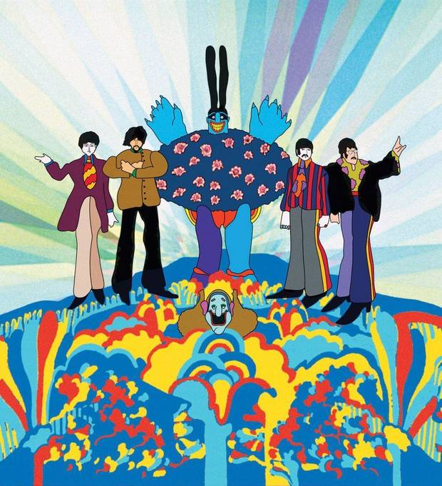 Restored Beatles animated film 'Yellow Submarine' coming to OKC's Tower Theatre for 50th anniversary