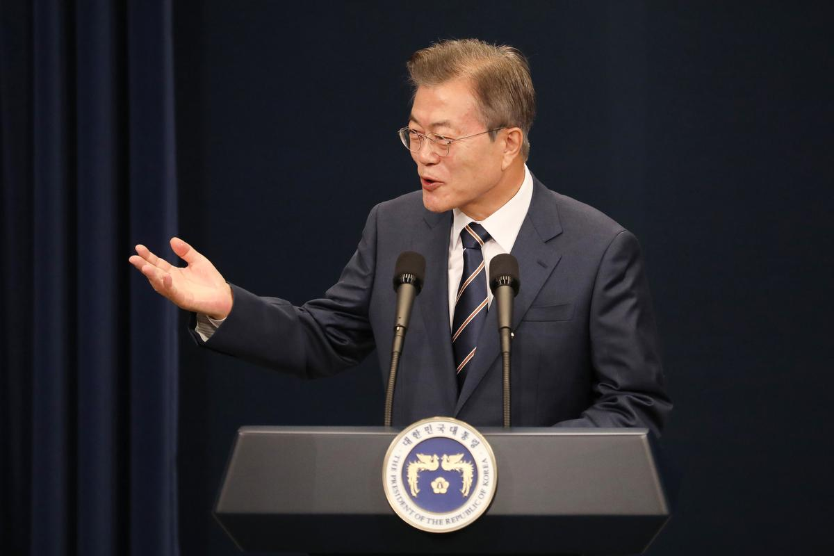 South Korea's president to visit North Korea in bid to save nuclear talks