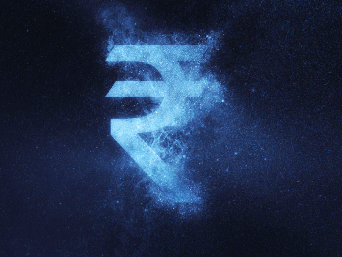 Rupee recovers from record low, rises 9 paise to 74.12