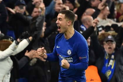 Champions League: Eden Hazard and Chelsea don't fear anyone in last 16
