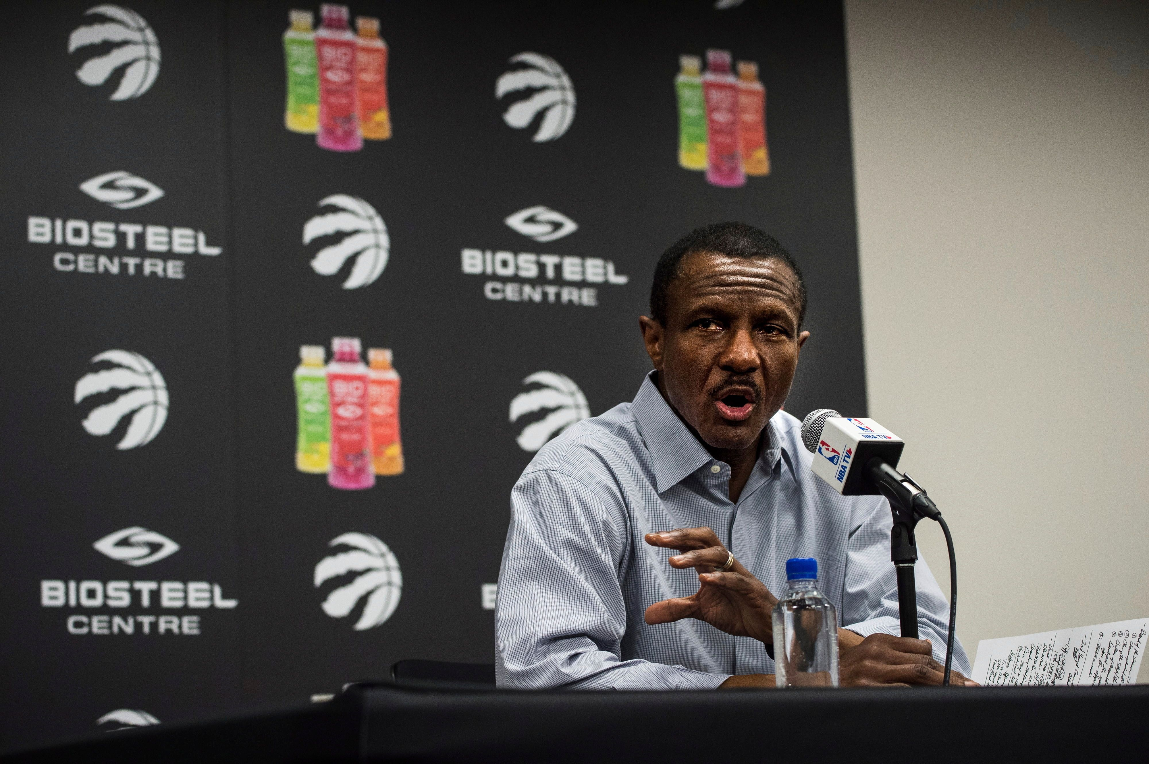 Raptors not all-in on Dwane Casey's future, evaluating team