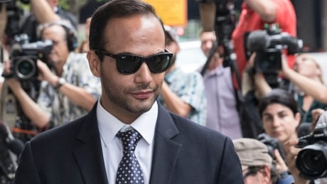 Ex-Trump campaign adviser George Papadopoulos goes to prison