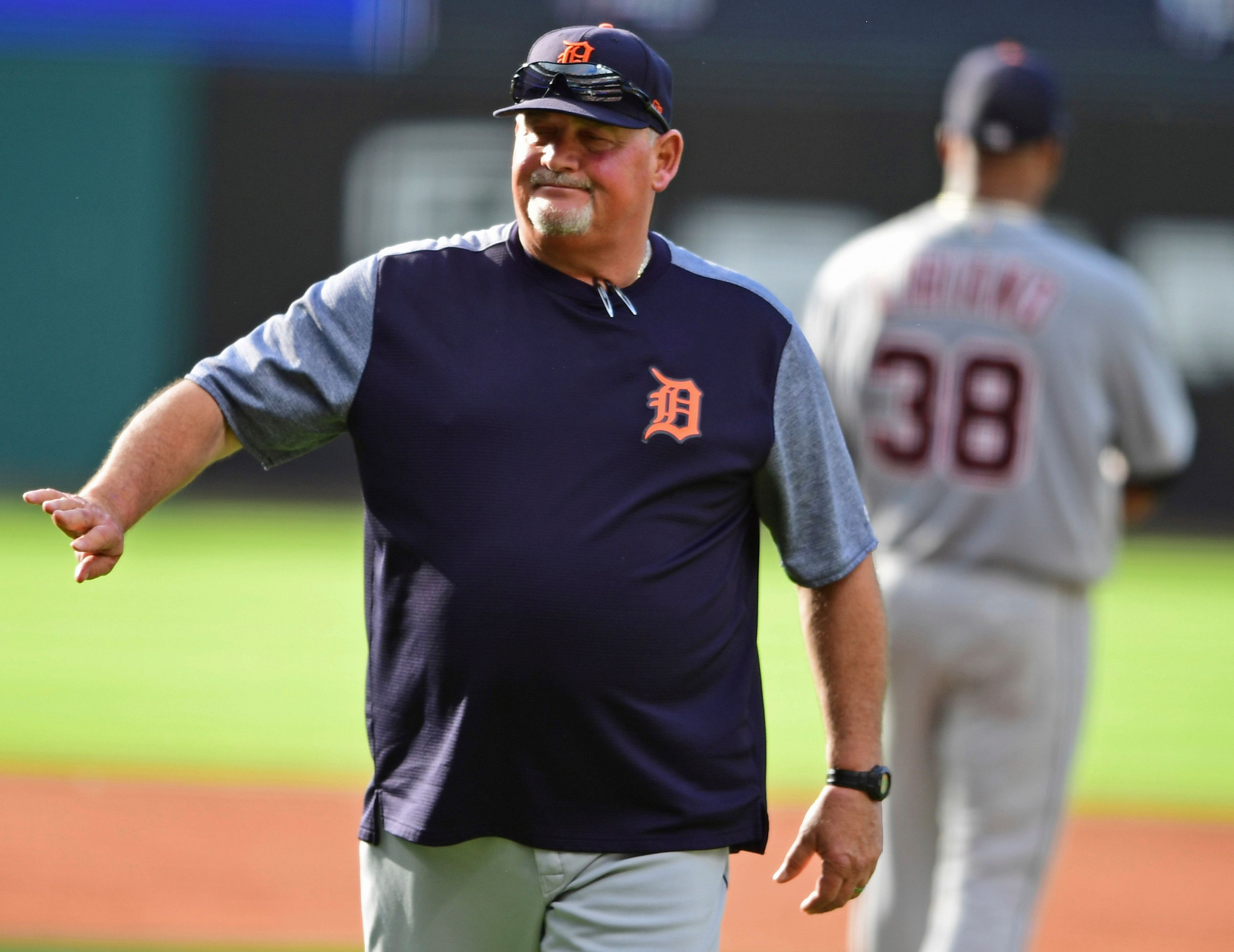 Tigers fire pitching coach Chris Bosio for 'insensitive comments'