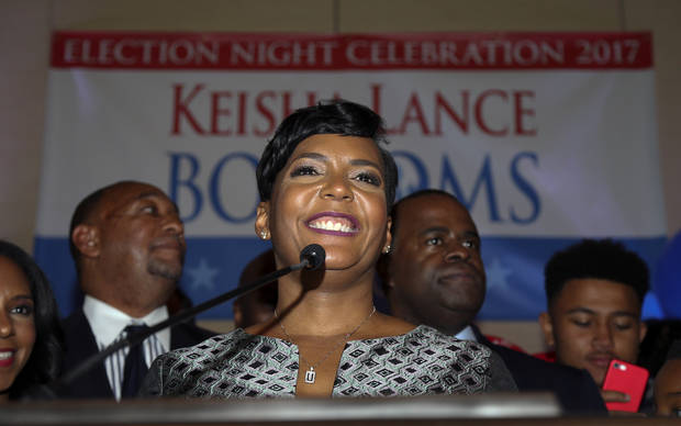 Atlanta mayor's race is too close to call as recount looms