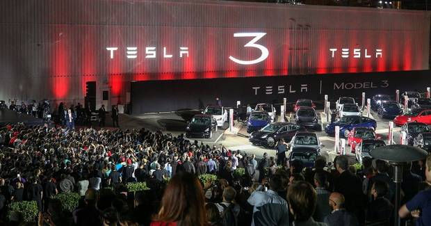 Tesla Fires Hundreds of Workers