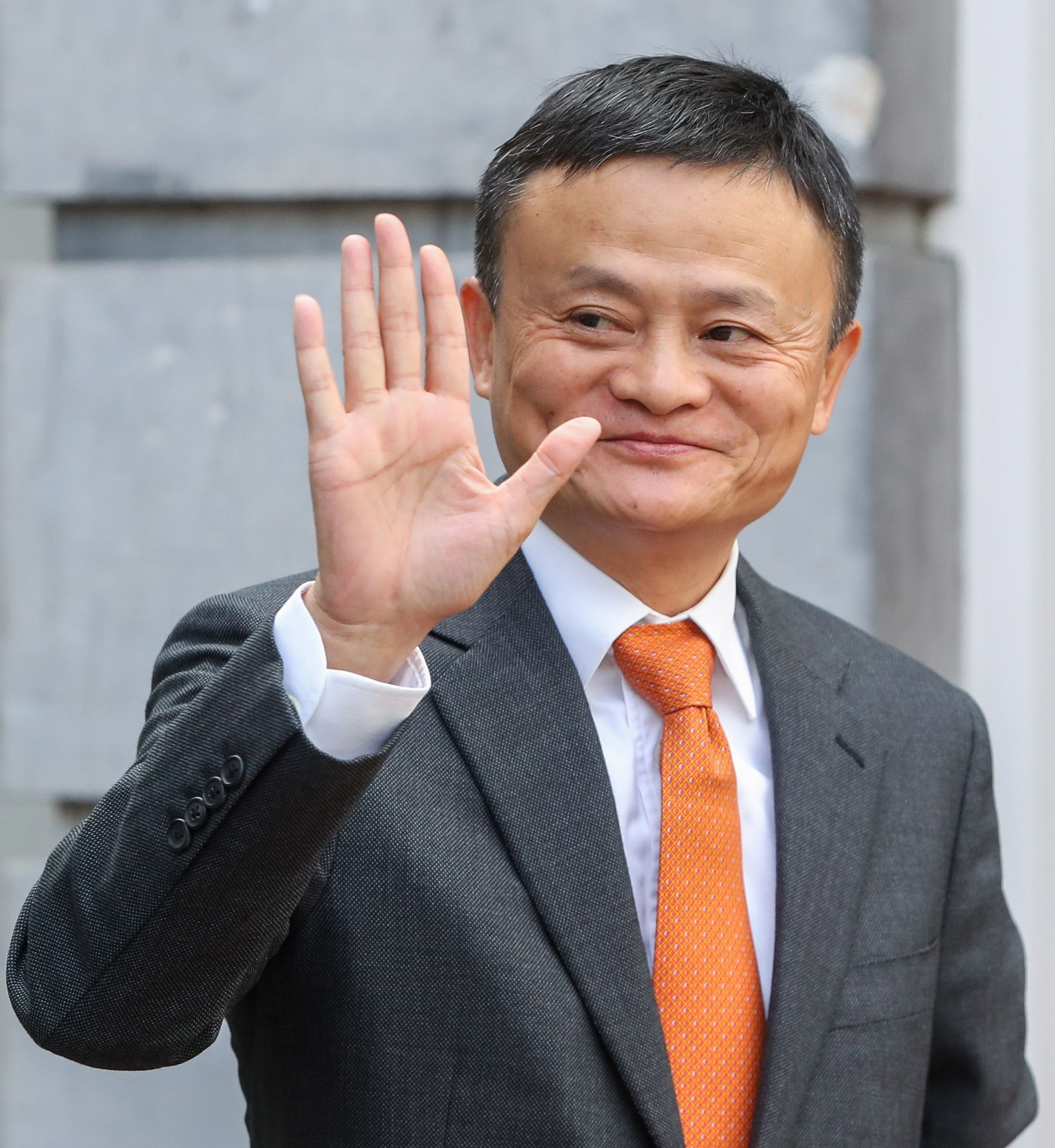 Jack Ma to step down as Alibaba chairman in September 2019