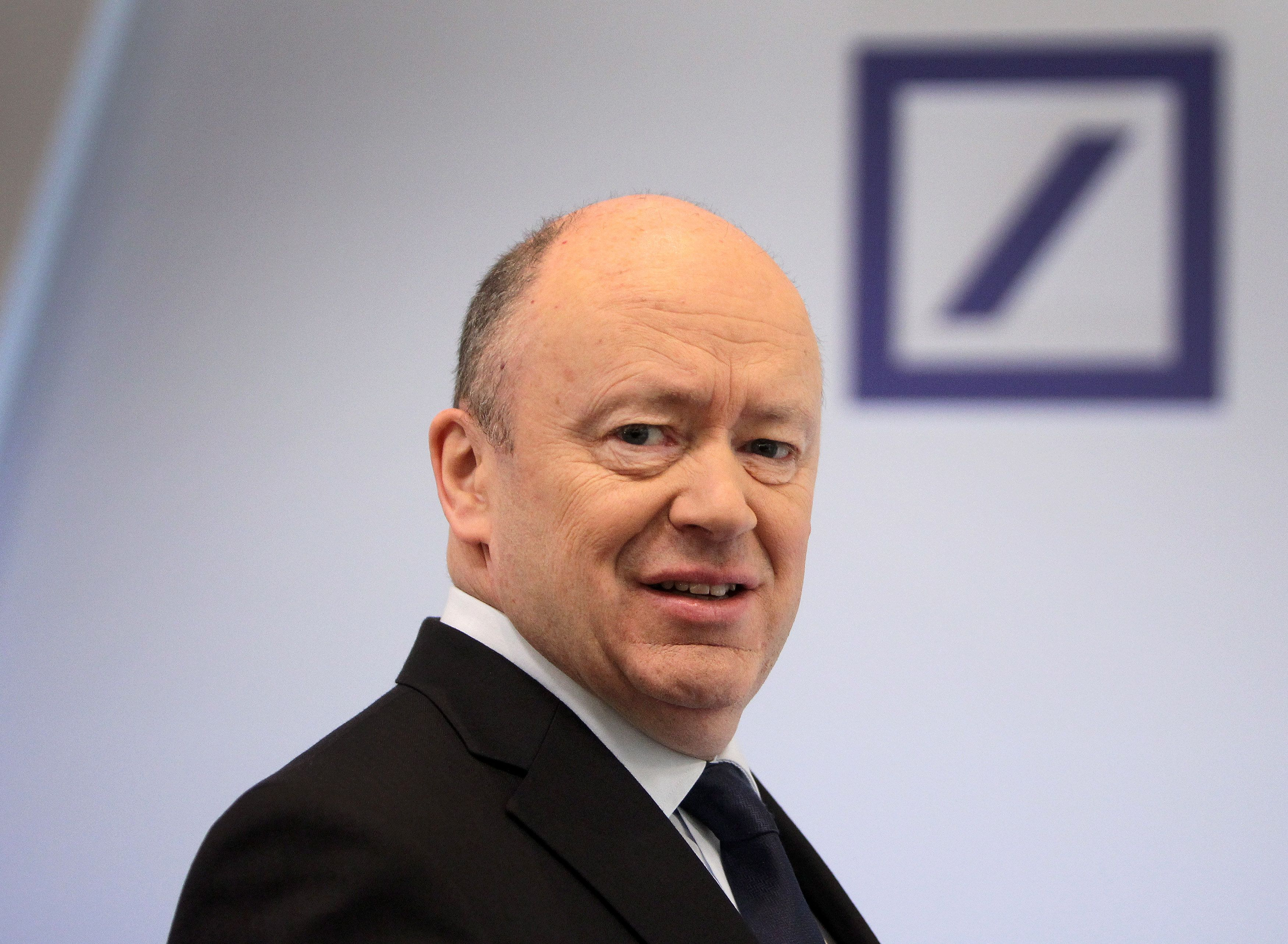 Deutsche Bank replaces CEO John Cryan with Christian Sewing