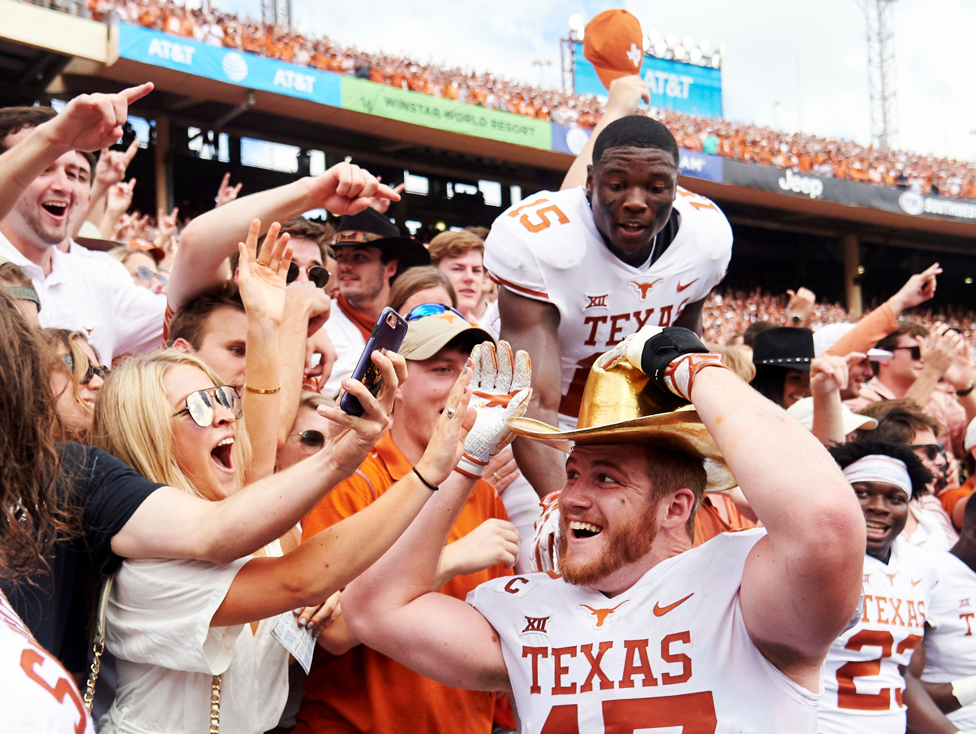 Red River rematch: Texas-OU away from fair for Big 12 title