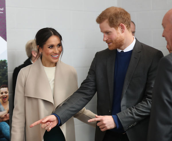 Harry and Meghan to be Duke and Duchess of Sussex