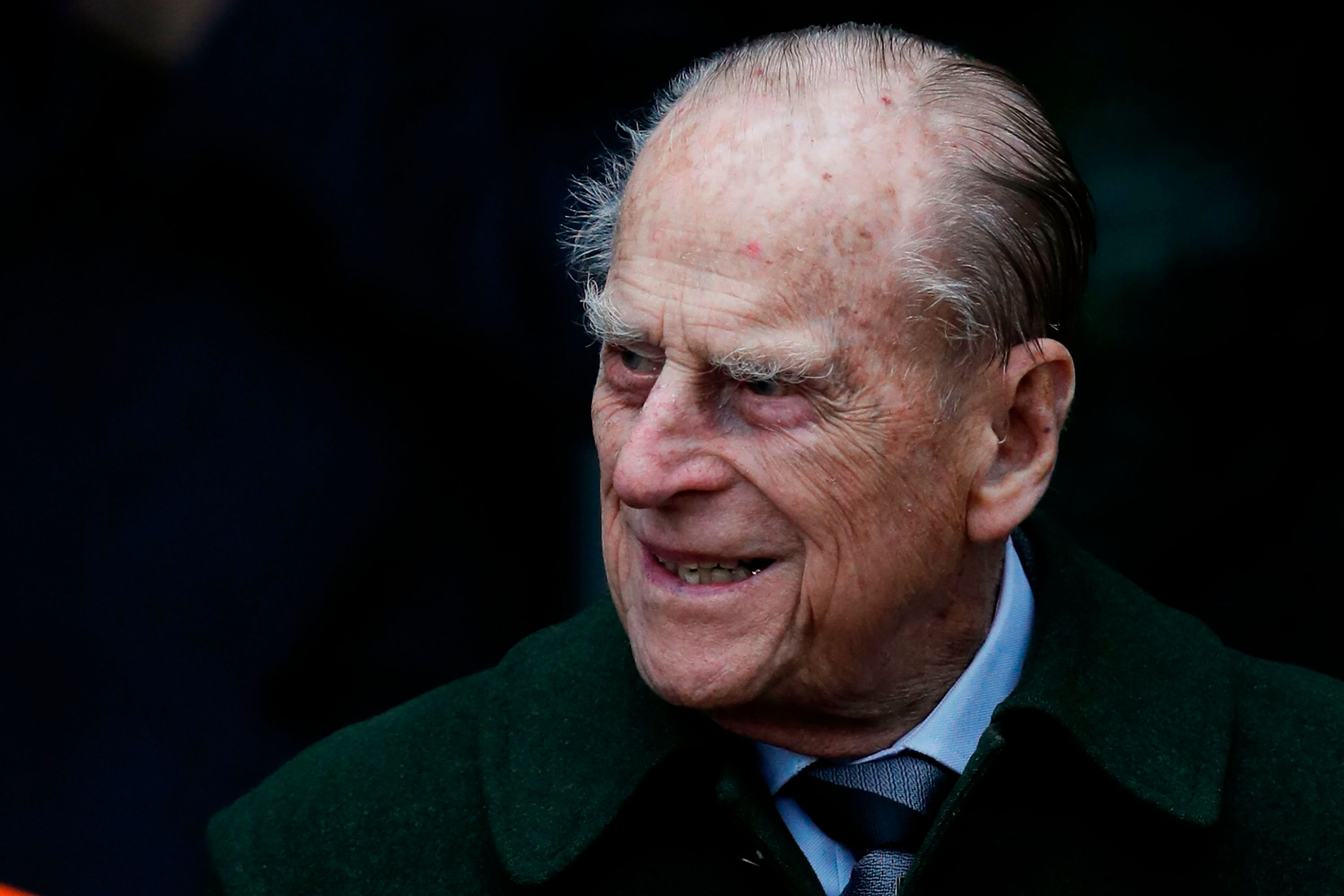 Prince Philip, 96, gets a new hip in successful replacement surgery