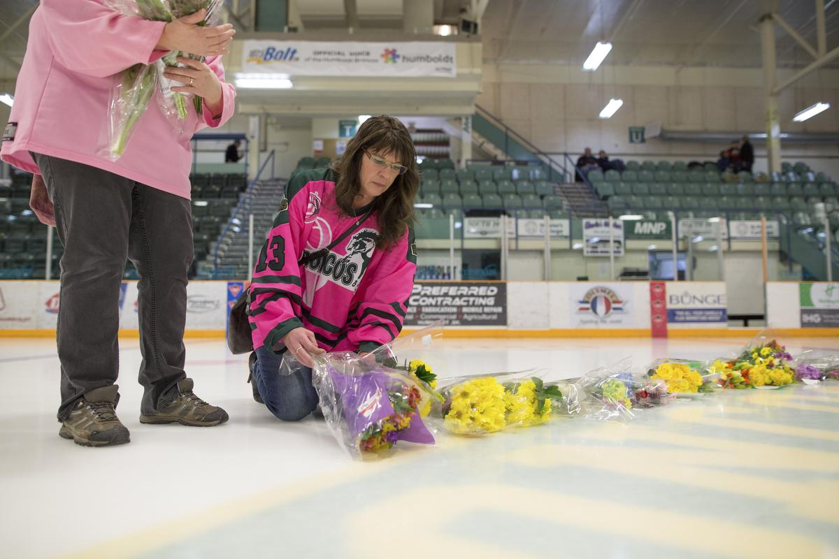 Saskatchewan hockey league weighs championship final decision after deadly bus crash