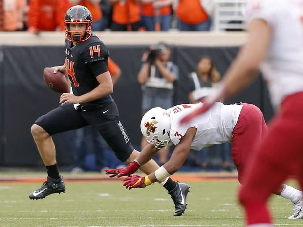 Oklahoma State at Kansas State: Kickoff, TV and radio info, story lines