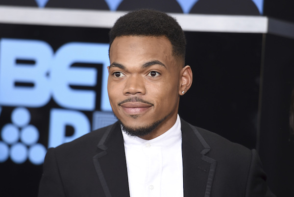 Donald Trump the movie, directed by...Chance the rapper?