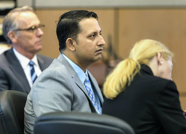 Fired Florida officer guilty of slaying black motorist