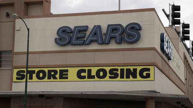Sears, Kmart And Macy's Will Close More Stores in 2018