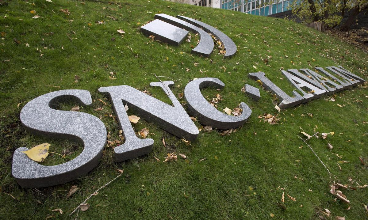 SNC-Lavalin Group reports $120.7M third-quarter profit, up from $103.6M a year ago