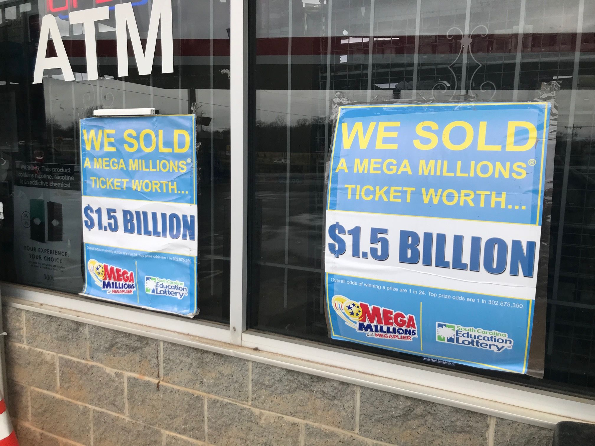 Winner of $1.5 billion Mega Millions jackpot has finally come forward in South Carolina