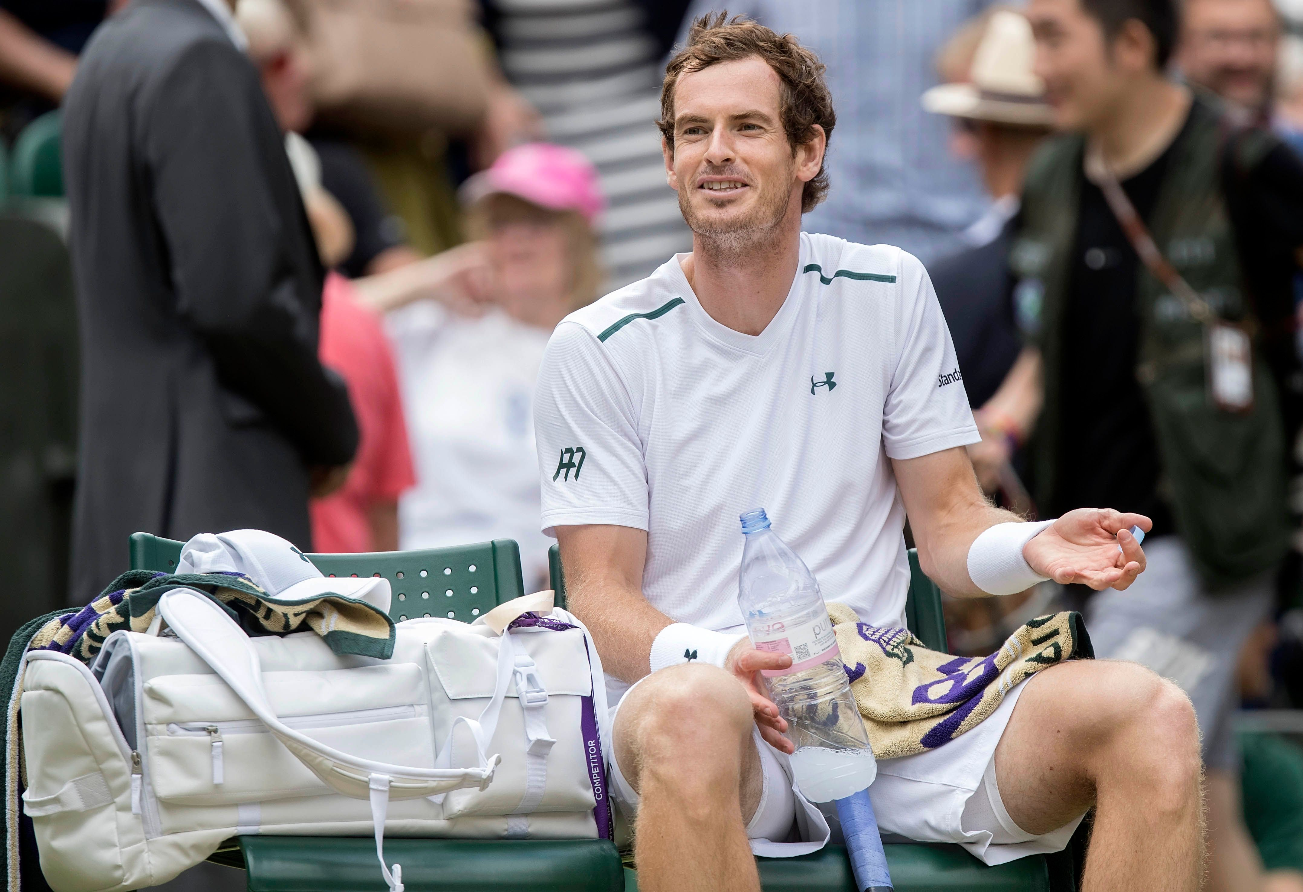 Andy Murray has hip surgery, hopes for Wimbledon return