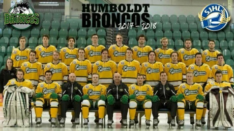 Saskatchewan hockey league to create player support program after Humboldt Broncos bus crash